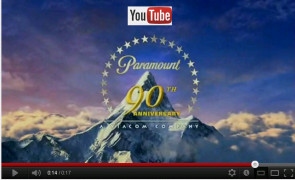 YouTube-Paramount
