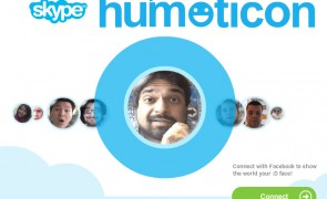 "Skype Launches New Facebook App, ""Humoticons"""