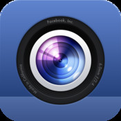 Facebook Releases Facebook Camera App. for iOS