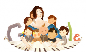 Clara Schumann's 193rd Birthday is getting celebrated with Google Doodle