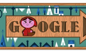 Google shows Doodle for 200th Anniversary of Brothers Grimm's Fairy Tales