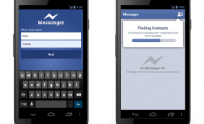 Facebook has introduced a New Way to Sign Up for Messenger for Android