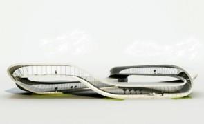 """Dutch Architect plans 3D-printed building """"Landscape House"""" using D-Shape Technology"""