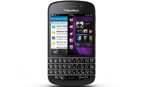 Blackberry (formerly RIM) unveils BlackBerry Q10 – First BlackBerry 10 QWERTY Device
