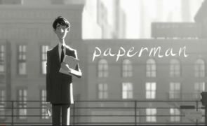 Walt Disney releases Paperman, a Full Animated Short Film