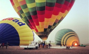 Hot air balloon crash kills 19 Tourists in Egypt.