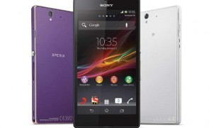 Sony launches Xperia Z, ZL smartphones in India
