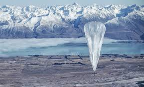 Google Introduces Project Loon: Balloon-powered Internet access