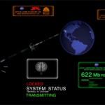 NASA sets new data transmission record by shooting laser at the Moon.