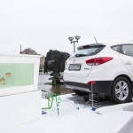 Hydrogen-powered car helps grow food using  Fuel Cell