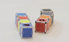 Scientists Create Self-Assembling M-Blocks Robots