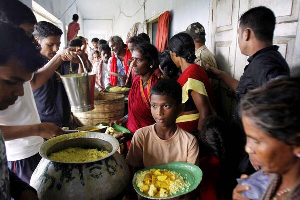 phailin food serving