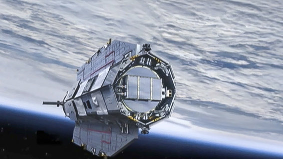 european satellite will fall to earth in few days at any