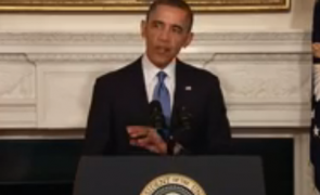 Obama praises the Historic deal to limit Iran's nuclear activities