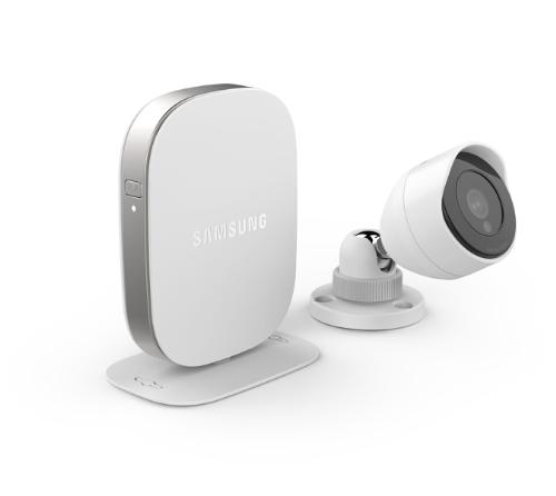 samsung introduces security cameras smartcam hd and smartcam hd outdoor rtoz org latest. Black Bedroom Furniture Sets. Home Design Ideas