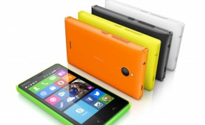 "Microsoft unveils low price and Bigger screen android based smartphone ""Nokia X2"""