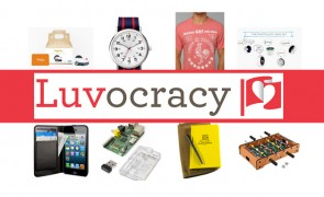 Luvocracy.  Where cool products and savvy shoppers come face to face!