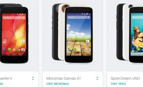 Google Launches Android One Smartphones