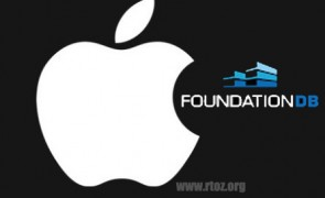 Apple has acquired FoundationDB