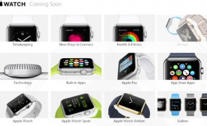 Apple smartwatch launch