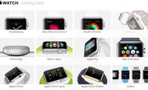 Apple smartwatch launch