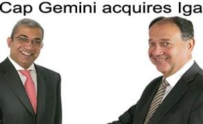 Cap Gemini acquires Igate