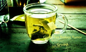 green tea tumor