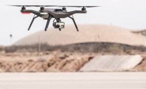 """The World's First Smart Drone """"Solo"""" makes aerial photography easy"""