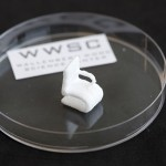 3D-bioprinter prints 3D Objects using Cellulose from Wood