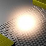 Scientists Developed World's Thinnest Light Bulb Using Graphene