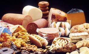 High fat foods