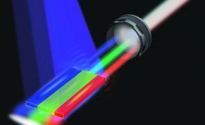 White laser