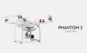 "DJI launches ""Phantom 3 Standard,"" a photography and video drone"