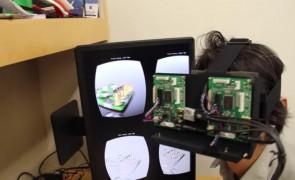 Stanford Virtual reality headset