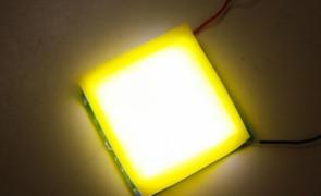White light LED