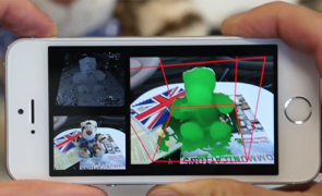 MobileFusion algorithm 3D scans any object using your mobile phone