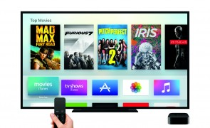 Apple announces Apple TV with new Siri remote and tvOS