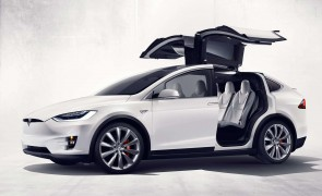 Elon Musk launches new Tesla Model X electric SUV