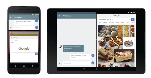 Google released First Preview of Android N: Developer APIs & Tools