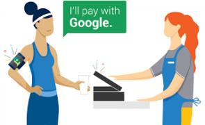 Google hands free a new payment app