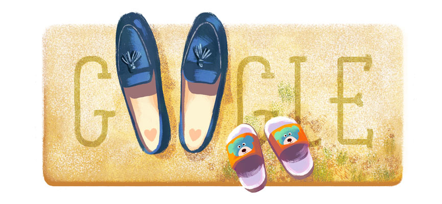 Mother's Day 2016 Google Doodle