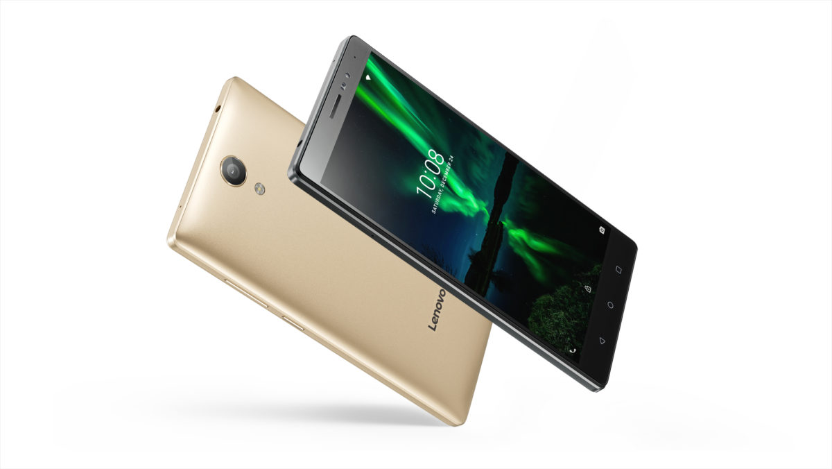 """PHAB2 Pro: Lenovo unveils Word's First Project Tango Smartphone """"PHAB 2 Pro"""" for $499"""