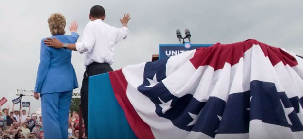 Barack Obama Endorses Hillary Clinton for U.S President Election