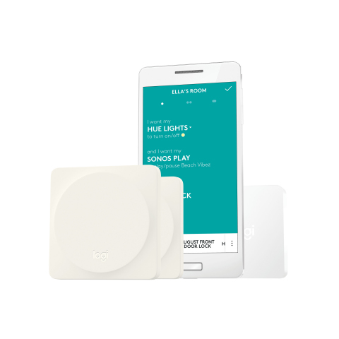 POP Home Switch: Logitech Introduces Button to Control Your Smart Home