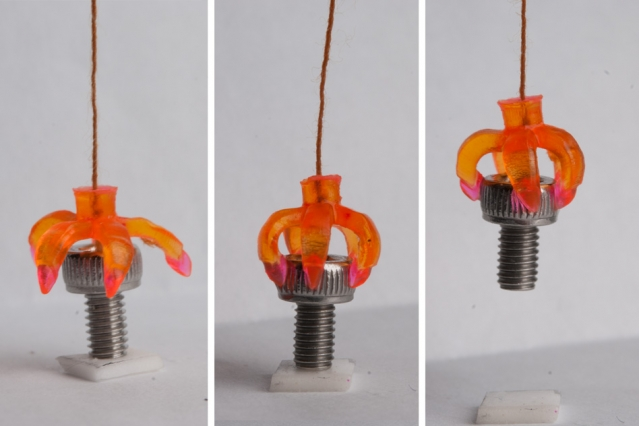 "4D Printing: 3-D printed structures ""remember"" their shapes"