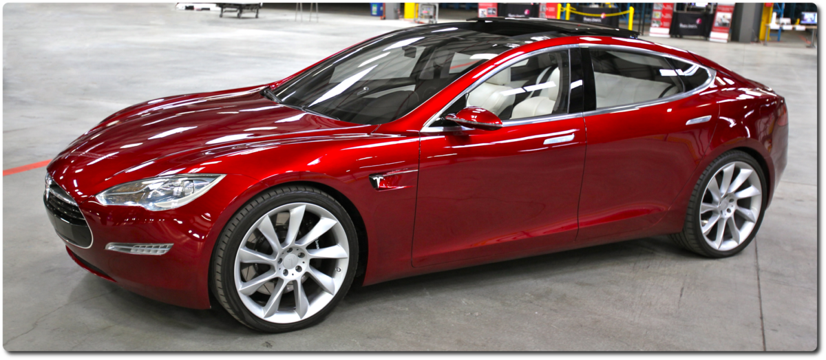 Tesla Model S Car was Hacked Remotely. Door Opened without a Key and Brake applied remotely