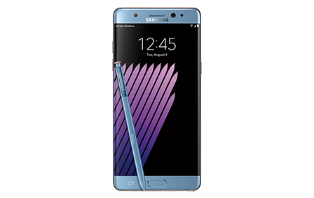 Don't Use Samsung Galaxy Note 7 Phones – Warning issued by Samsung, FAA and CPSC to Note 7 Users