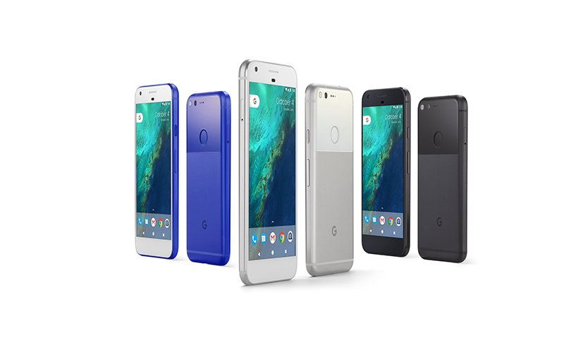 "Google Pixel – Google launches its own Phone ""Pixel"""