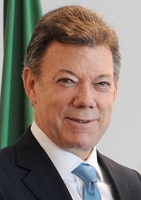 2016 Nobel Peace Prize for Colombian President Juan Manuel Santos