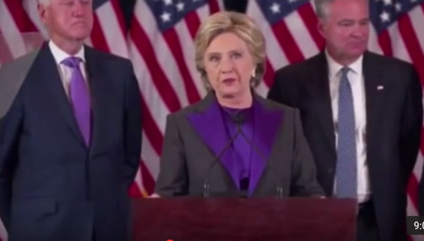 Hillary Clinton Concession Speech 2016. Full Emotional Speech of Hillary in New York